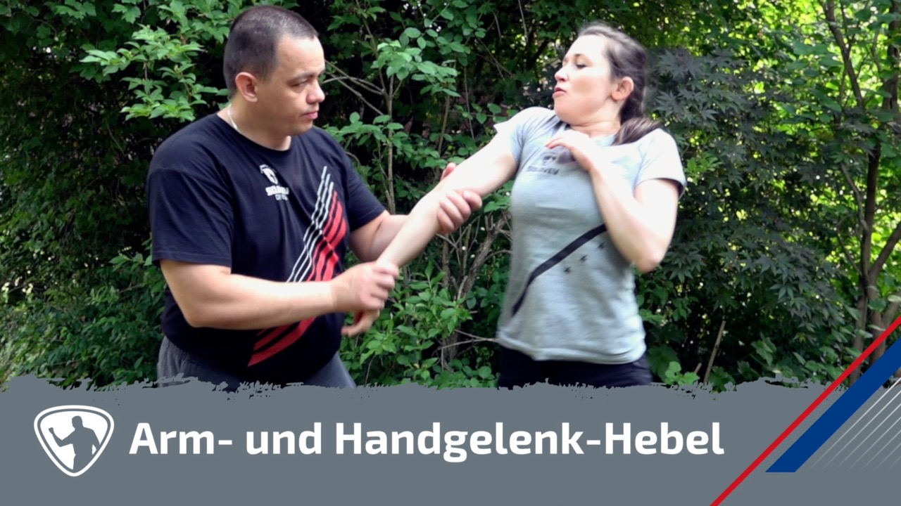 Arm- und Handgelenk-Hebel